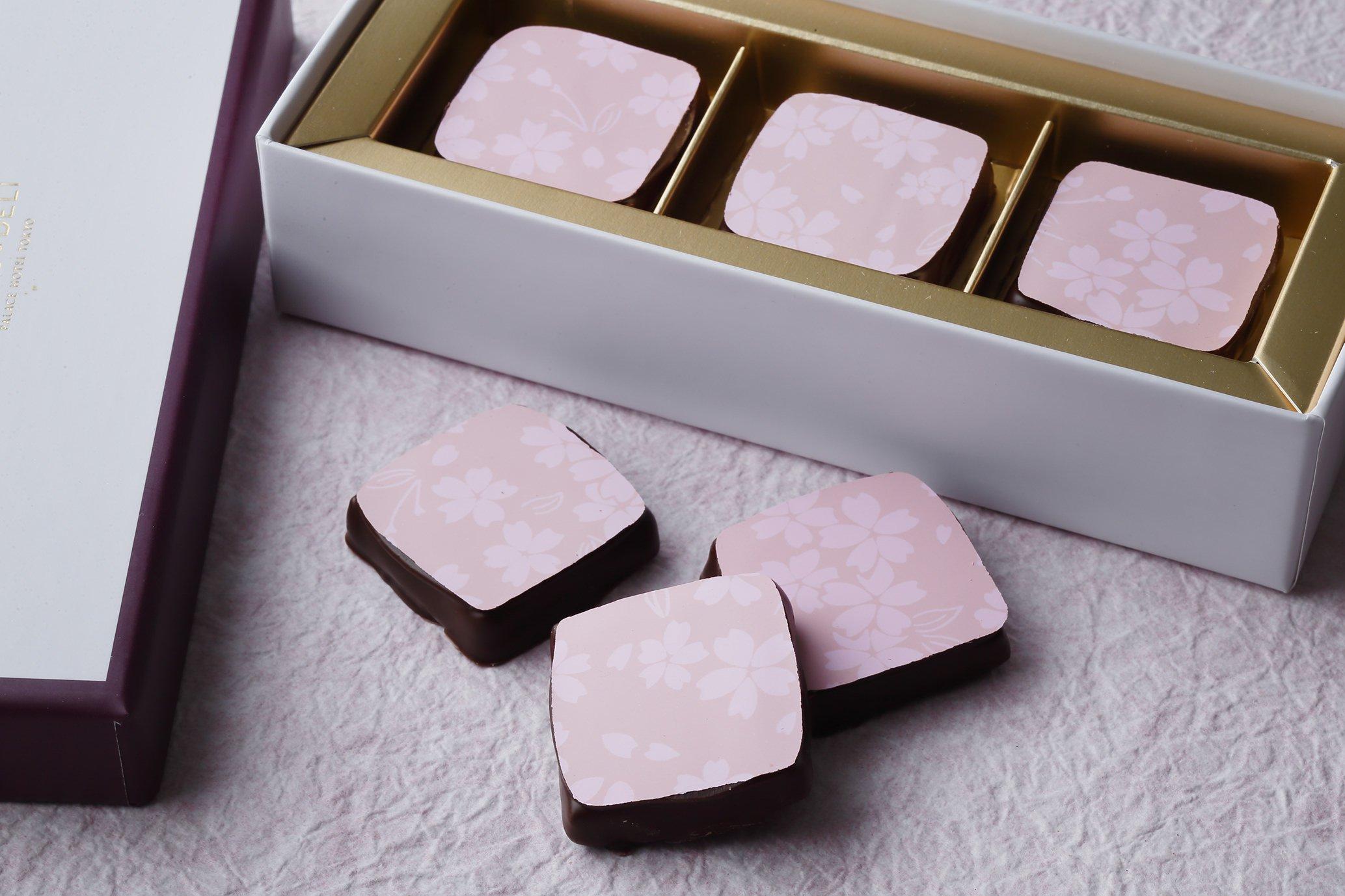 ボンボン・ショコラ 桜