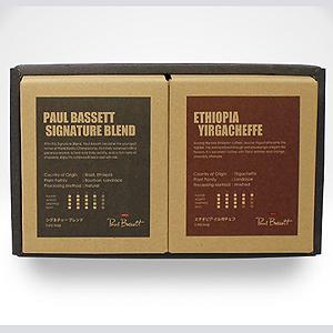 Paul Bassett,コーヒー