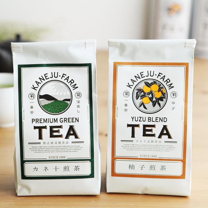カネ十農園,カネ十煎茶