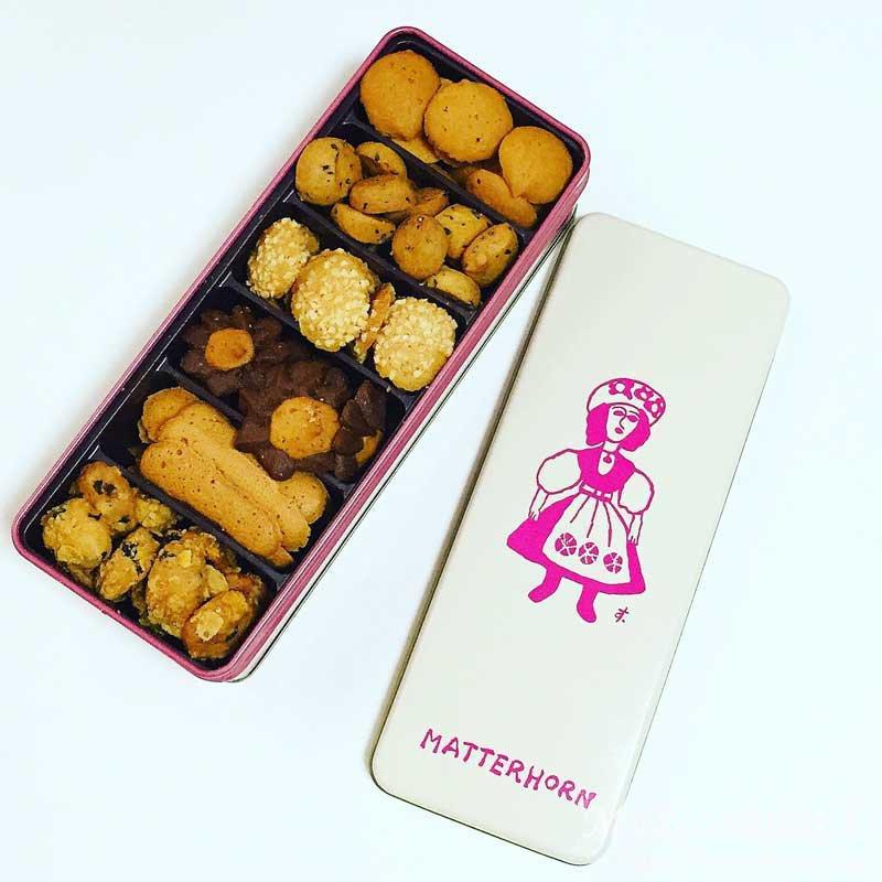 マッターホーンのクッキー