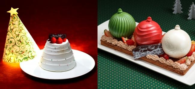 渋谷エクセルホテル東急,クリスマスケーキ