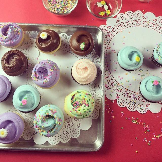 Magnolia Bakery_cupcake