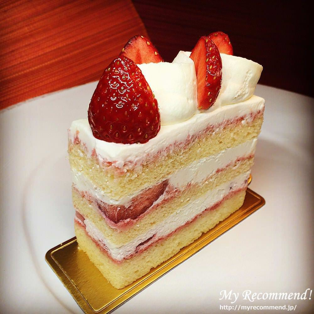 giotto shortcake