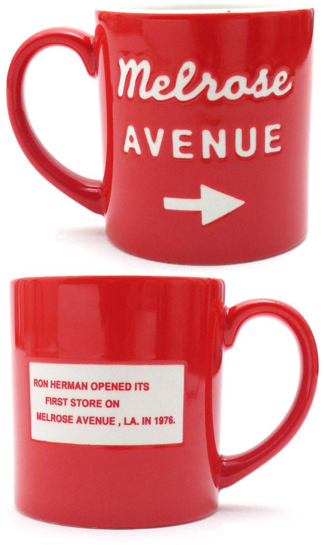 ロンハーマン Melrose Avenue マグカップ