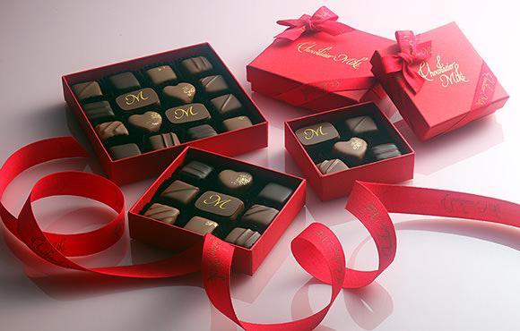 ショコラティエ・ミキ チョコレート