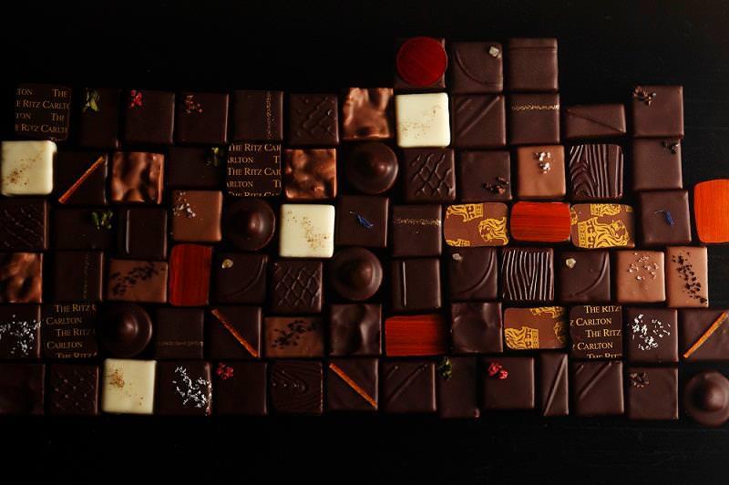 リッツカールトン 大阪 チョコレート