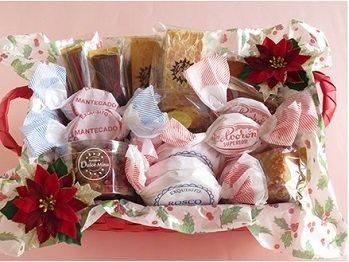 クリスマスのお菓子ギフト