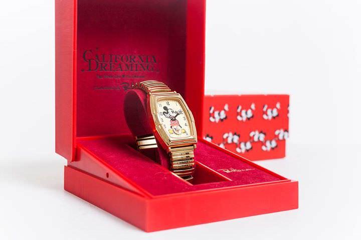 ロンハーマン MICKEY MOUSE  腕時計