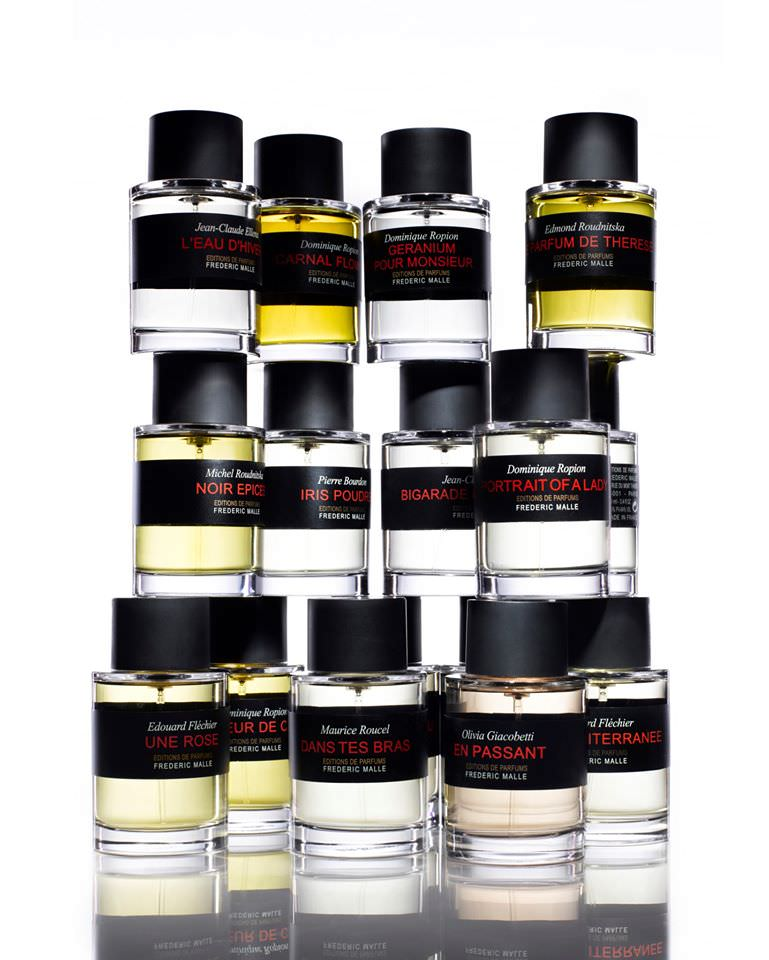 EDITIONS DE PARFUMS FREDERIC MALLE