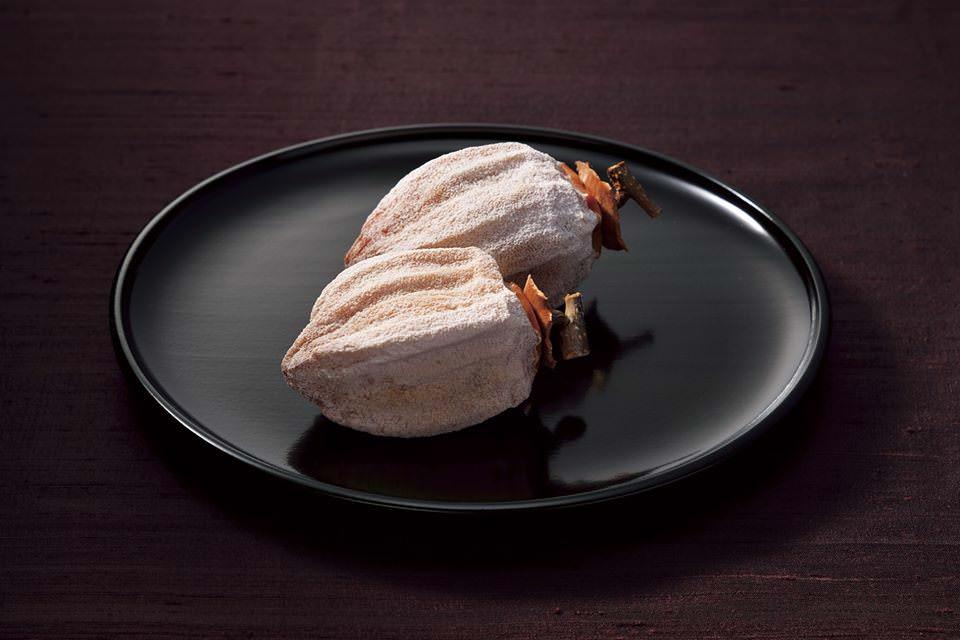秋の味覚 柿の有名和菓子