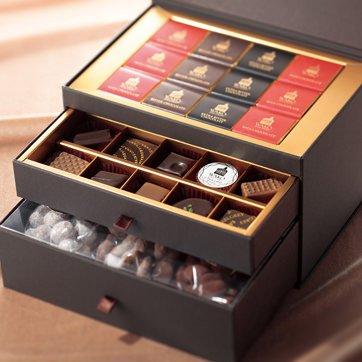 豪華なチョコレートボックス 和光