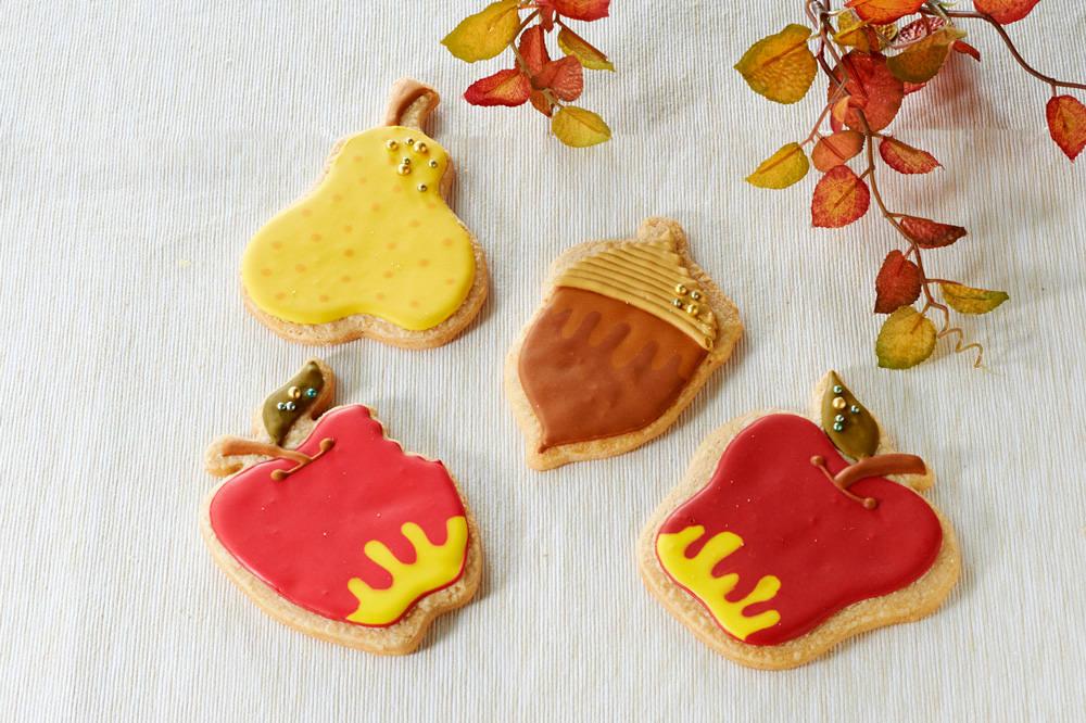 オータム クッキー