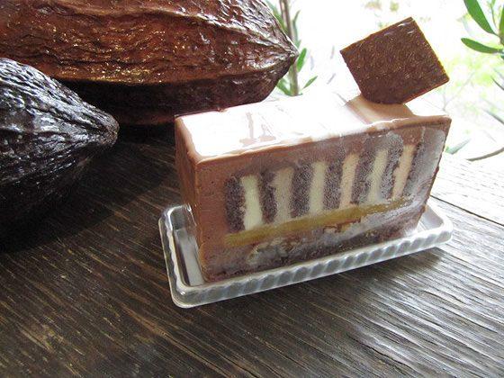 神戸 美味しいチョコレートケーキ