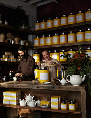 BELLOCQ TEA ATELIER