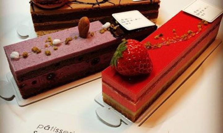 サダハルアオキのケーキが絶品!計算され尽くした美味しさ