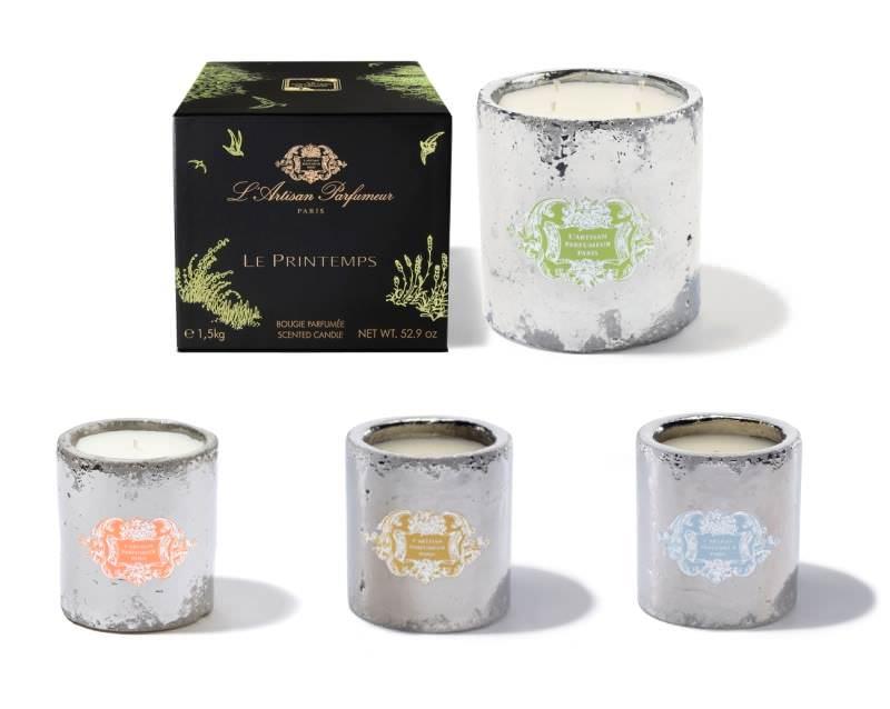 LArtisan_Parfume キャンドル 玄関の香り