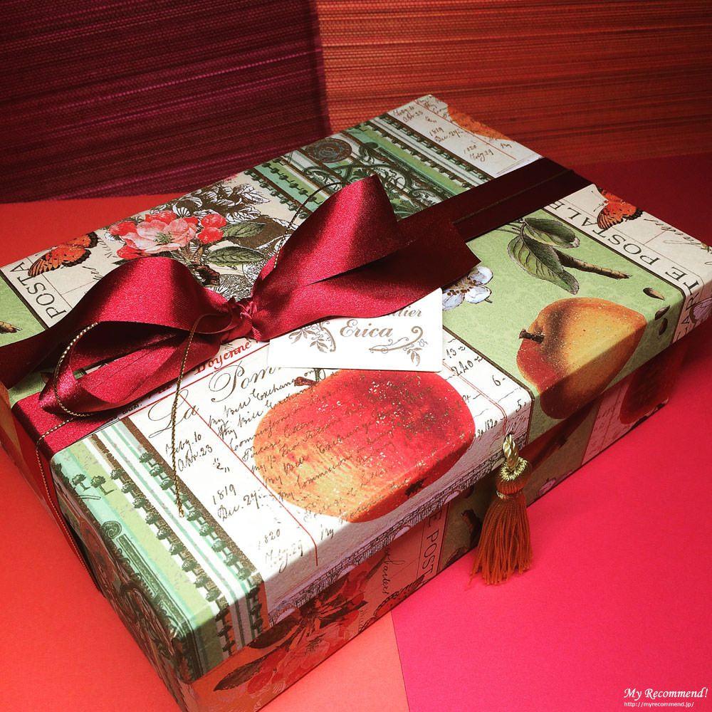 豪華なチョコレートボックス