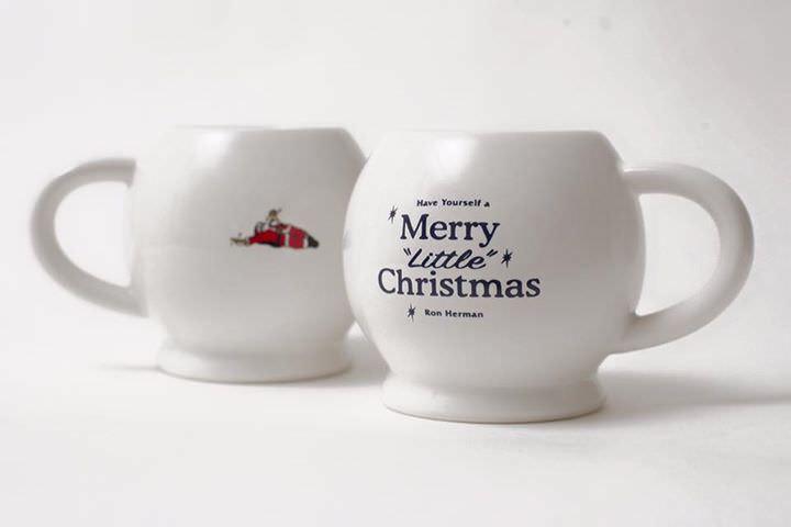 ロンハーマン クリスマス2015 マグカップ
