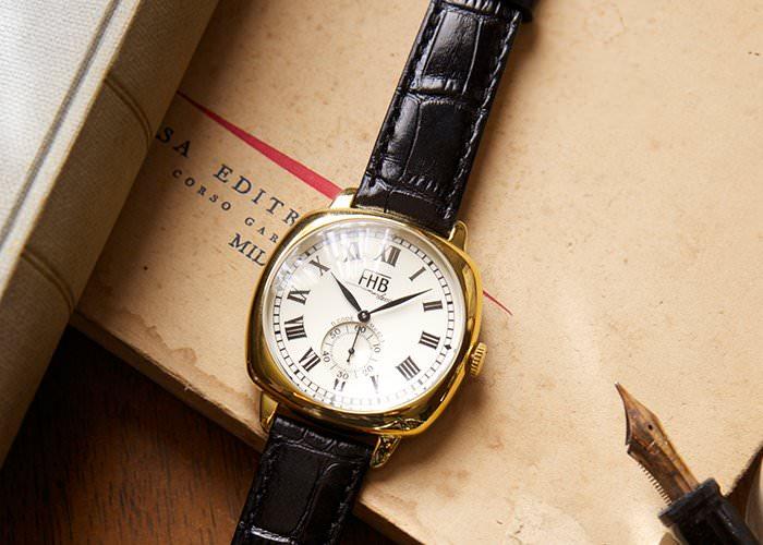 FHB エフエッチビー 腕時計