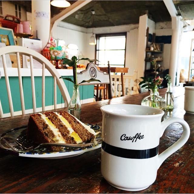 Brooklynese コーヒーマグ
