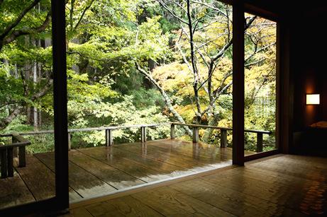 老舗旅館 美山荘2