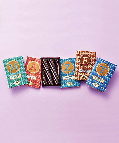 かわいいタブレットチョコレート マゼ