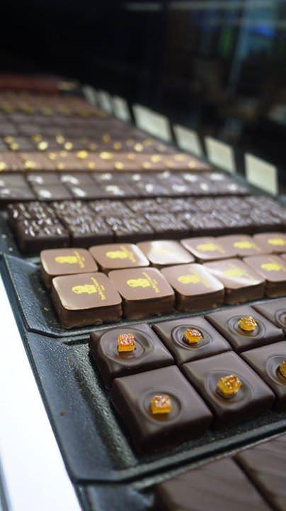 ザ・リッツ・カールトン東京 チョコレート2