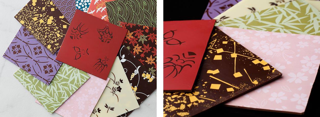 パレスホテル東京 チョコレート 千代チョコ