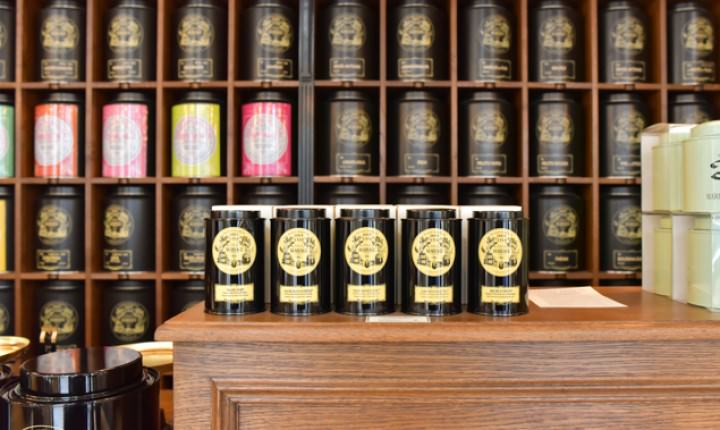 有名な紅茶 フランス