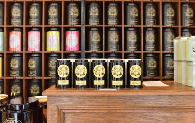 美味しい紅茶 マリアージュ フレール