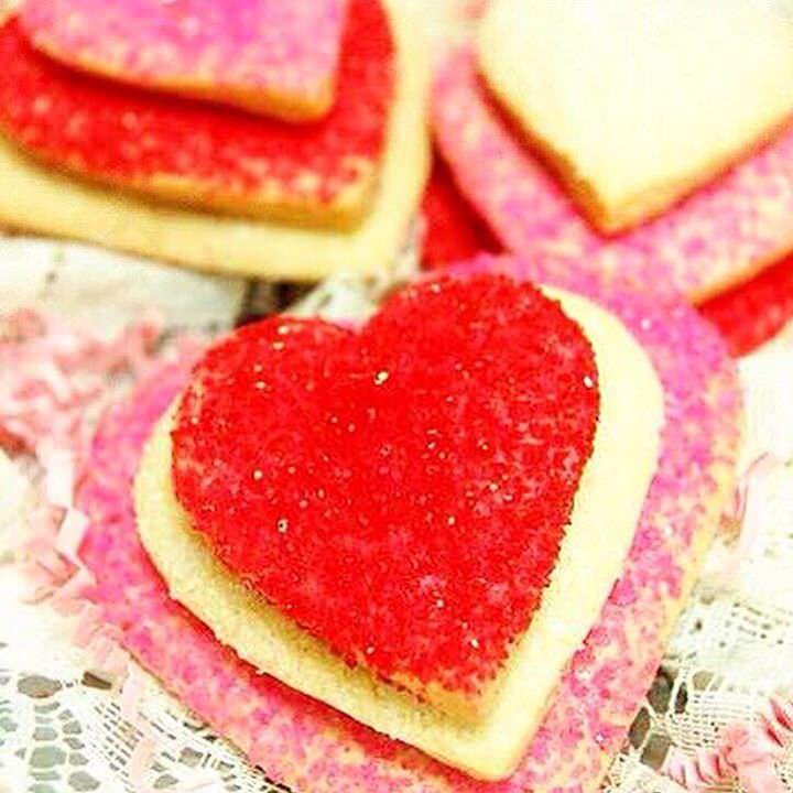 マグノリアベーカリー バレンタインクッキー