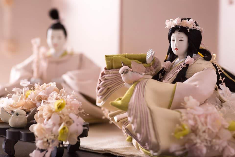 雛人形 センス