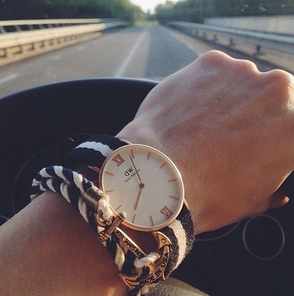 メンズの腕時計 ダニエル ウェリントン