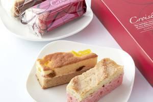 ジョトォ焼き菓子「クロワゼ」ストロベリー&バニラが美味