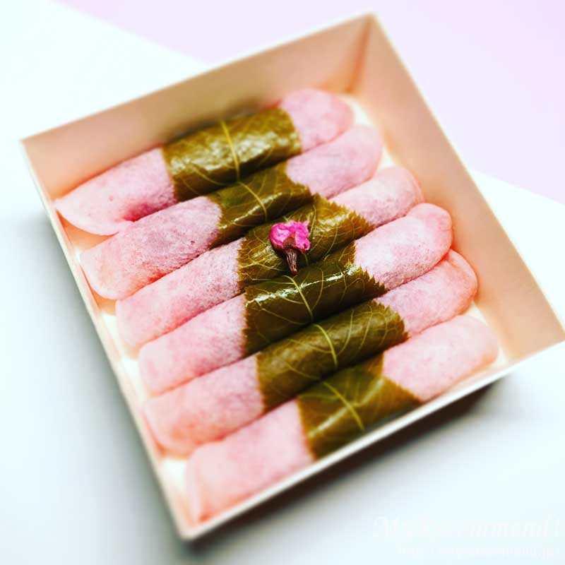甘楽 桜餅