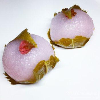 塩野 桜餅