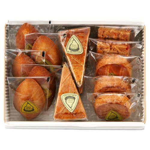フランス田舎菓子詰合せ 缶 (2)