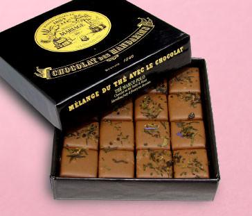 マリアージュ フレール チョコレート