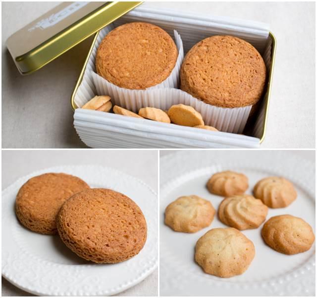 エシレバター クッキー