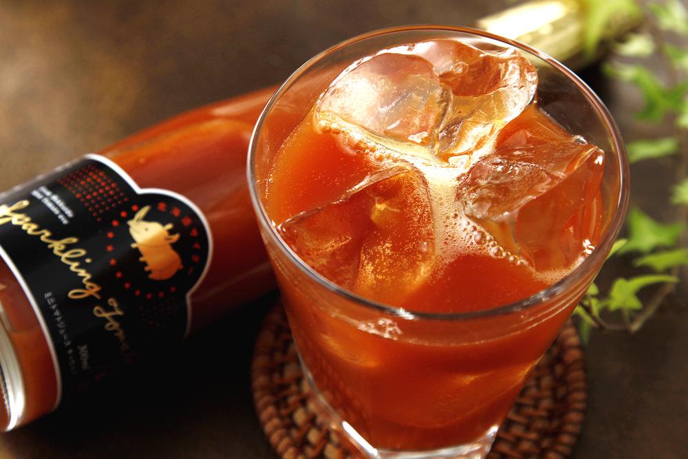 ジュースギフト スパークリングトマト3
