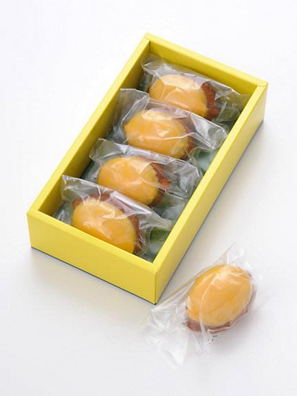 シェ・シーマ レモンケーキ