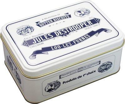 ジュールスデストルーパー ミニレトロ缶
