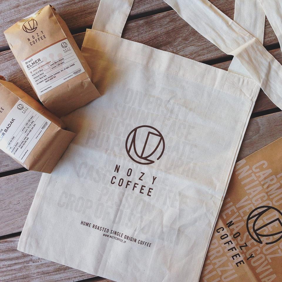 NOZY COFFEE お土産