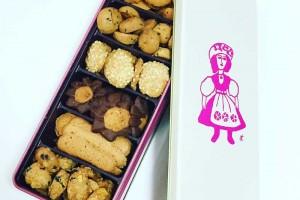 レトロで可愛いパッケージのお菓子「イラスト」にも癒される