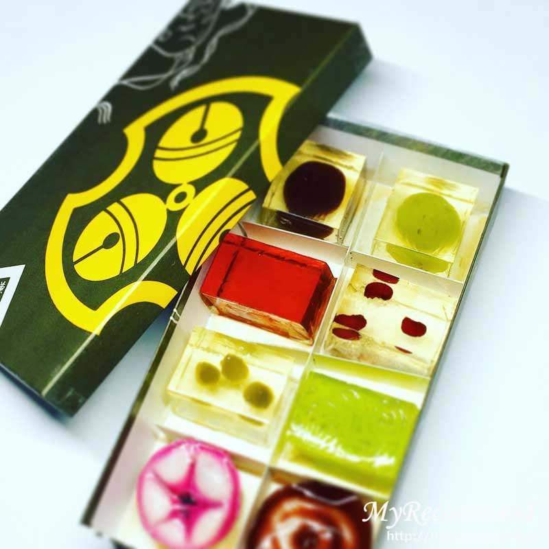 美鈴 上生菓子