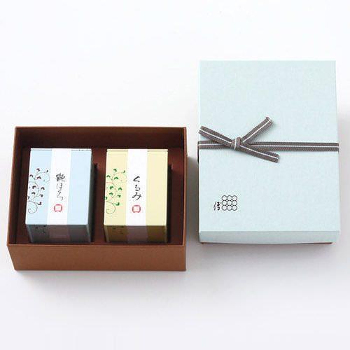 紫野和久傳 菓子詰め合わせ