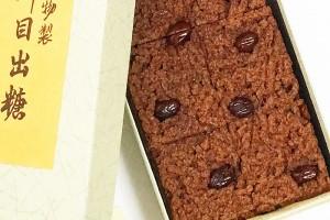 萬年堂の和菓子「御目出度糖」がおすすめ、おめでたい席にも