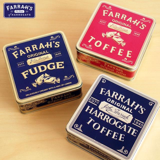 FARRAHS(ファラーズ) トフィー&ファッジ