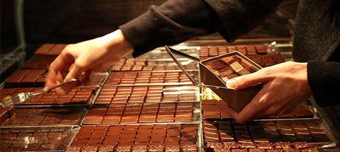 ジャンポールエヴァン チョコレート