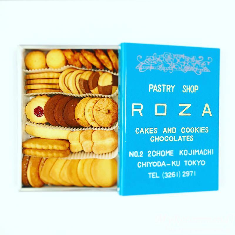 ローザー洋菓子店のクッキー